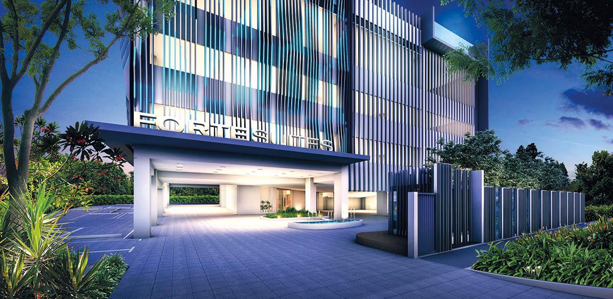 Fortes Suites | JL Asia Resources Pte Ltd